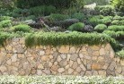 Freshwater Creek Retaining walls 1