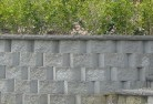 Freshwater Creek Retaining walls 8