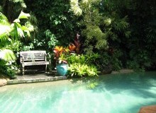 Kwikfynd Swimming Pool Landscaping freshwatercreek